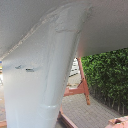 Kiel gerepareerd